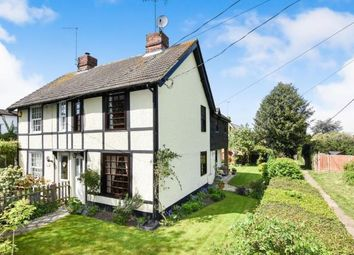 Thumbnail 3 bed semi-detached house for sale in Ingrave, Brentwood, Essex