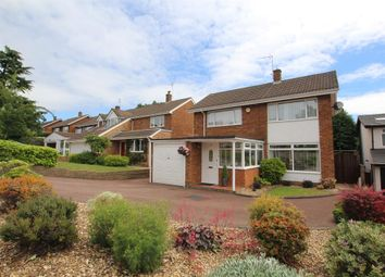Thumbnail 3 bed detached house for sale in Hawthorn Road, Wylde Green, Sutton Coldfield, West Midlands