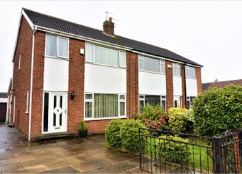 Thumbnail 3 bedroom semi-detached house for sale in Red Hall View, Whinmoor