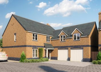Thumbnail 5 bed detached house for sale in Church Lane, Defford, Worcester