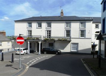 Thumbnail 2 bedroom flat for sale in Newynn Court, Market Place, Bideford, Devon