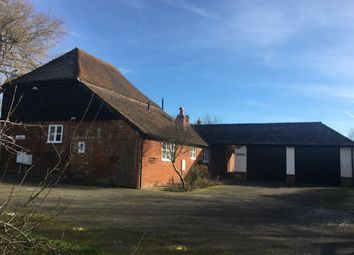 Thumbnail 4 bed barn conversion to rent in High Halden, Ashford