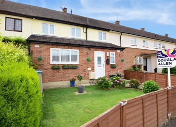 Thumbnail 3 bed terraced house for sale in Lancaster Close, Pilgrims Hatch, Brentwood, Essex