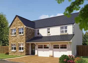 "Thumbnail 5 bed detached house for sale in ""The Fernilea"" at Gateside Road, Haddington"
