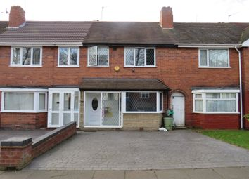 Thumbnail 3 bed terraced house for sale in Castleton Road, Great Barr, Birmingham
