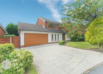 Thumbnail 4 bedroom detached house for sale in Brinksway, Heaton, Bolton, Lancashire