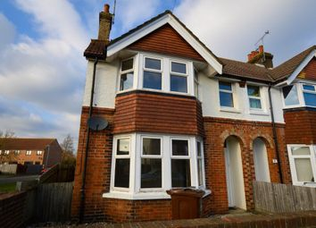 Thumbnail 3 bed property to rent in Mountfield Road, Eastbourne