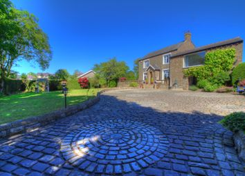 Thumbnail 4 bed detached house for sale in Bott House Lane, Colne