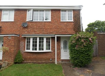 Thumbnail 4 bedroom end terrace house to rent in Acorn Walk, Calcot, Reading