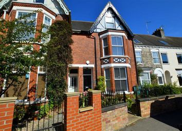 Thumbnail 5 bed terraced house to rent in Eastbourne Road, Hornsea, East Yorkshire