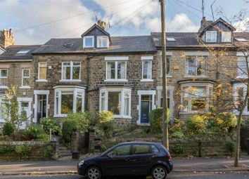 Thumbnail 5 bed terraced house for sale in Barkers Road, Nether Edge, Sheffield