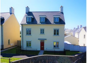 Thumbnail 5 bed town house for sale in Y Gilfach, Llandarcy, Neath