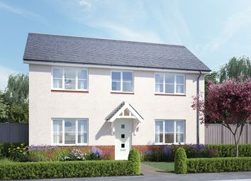 """Thumbnail 3 bed detached house for sale in """"Lime"""" at Oldends Lane, Oldends, Stonehouse"""