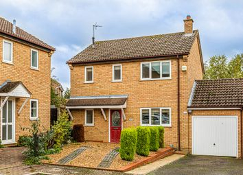 Thumbnail 3 bed link-detached house for sale in Marriott Close, Irthlingborough, Wellingborough