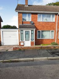Thumbnail 3 bed semi-detached house for sale in Bardolph Close, Hereford