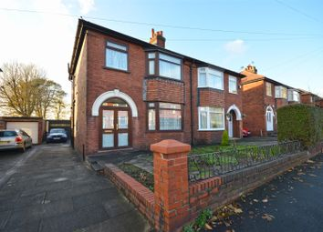 Thumbnail 3 bed semi-detached house for sale in Lakes Road, Dukinfield
