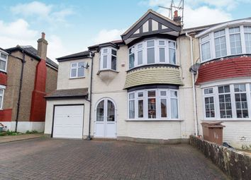 Thumbnail 5 bed semi-detached house for sale in Jackson Avenue, Rochester