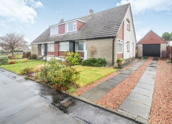 Thumbnail 3 bed semi-detached house for sale in Laburnum Grove, Stirling