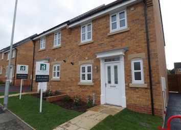 Thumbnail 3 bed semi-detached house to rent in Buckthorn Way, Great Glen