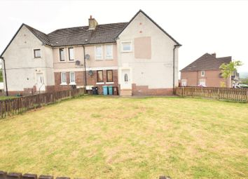 Thumbnail 2 bed flat for sale in Allanbank Street, Shotts