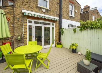 Thumbnail 4 bedroom terraced house for sale in Gowan Avenue, London