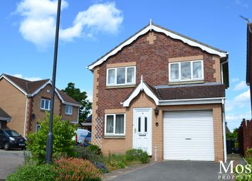 Thumbnail 3 bedroom detached house to rent in Willowlees Court, Bessacarr, Doncaster