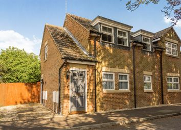 Thumbnail 2 bed flat for sale in Stratford Close, Aston Clinton, Aylesbury