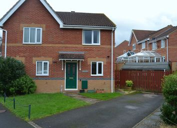 Thumbnail 2 bedroom semi-detached house to rent in Mendip View, Street