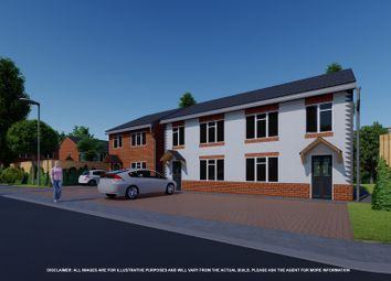 Thumbnail 3 bed semi-detached house for sale in Plot 9 Worcester New John Street, Halesowen, West Midlands