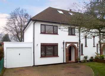 Thumbnail 4 bed semi-detached house for sale in Park Avenue, Orpington