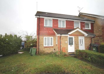 Thumbnail 3 bed detached house for sale in Moorhen Close, Erith