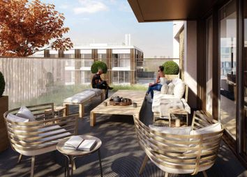 Thumbnail 3 bed flat for sale in Prince Of Wales Drive, Vauxhall