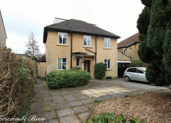 Thumbnail 4 bed detached house for sale in Horsecombe Brow, Combe Down, Bath
