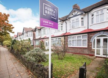 Thumbnail 4 bed terraced house for sale in Victor Villas, London