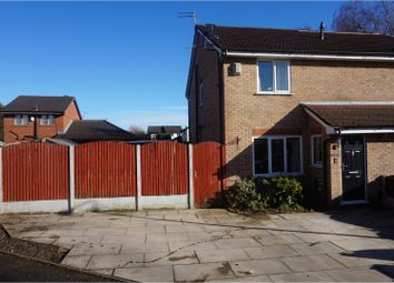 Thumbnail 3 bed semi-detached house for sale in Avocet Drive, Altrincham