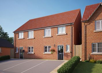 "Thumbnail 3 bed semi-detached house for sale in ""The Eveleigh"" at Holly Drive, Hessle"