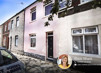 Thumbnail 2 bed terraced house for sale in Minny Street, Cathays, Cardiff