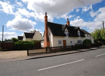 Thumbnail 2 bed cottage for sale in Cole Green, Belchamp St Paul, Essex