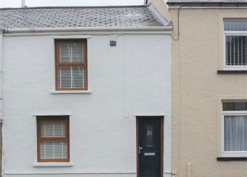 Thumbnail 3 bed terraced house for sale in High Street, Nantyffyllon, Maesteg, Mid Glamorgan