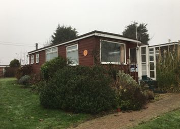 Thumbnail 2 bed mobile/park home for sale in Marine Parade, Sheerness