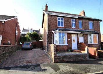 Thumbnail 3 bed semi-detached house for sale in High Street, Bagillt, Flintshire