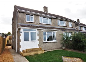 Thumbnail 3 bed semi-detached house for sale in Eastern Avenue, Chippenham