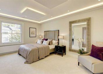 Thumbnail 3 bed flat for sale in Warwick Gardens, Kensington, London
