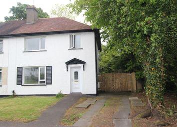 Thumbnail 3 bedroom semi-detached house for sale in Merville Garden Village, Newtownabbey