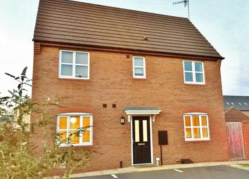 Thumbnail 3 bedroom end terrace house for sale in Jersey Close, Coventry