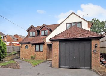 Thumbnail 4 bedroom detached house to rent in Liphook Road, Whitehill, Bordon