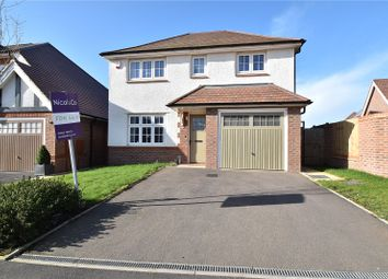 Thumbnail 4 bed detached house for sale in Jenny Wren Row, Droitwich Spa, Worcestershire