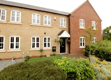 Thumbnail 3 bed terraced house for sale in Priory Close, Nafferton, Driffield