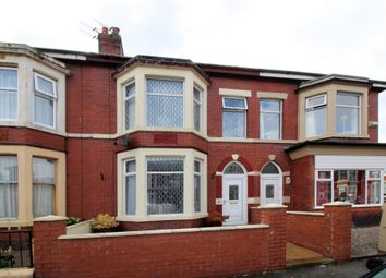 Thumbnail 4 bed terraced house for sale in Milton Street, Fleetwood