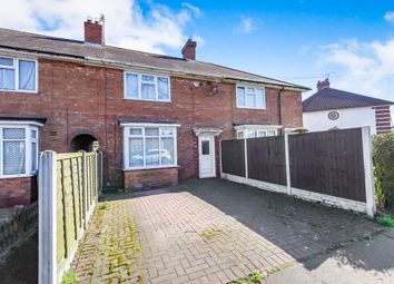 Thumbnail 2 bed terraced house for sale in Caversham Road, Kingstanding, Birmingham, West Midlands